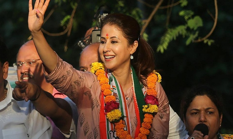 Urmila Matondkar's letter slamming Sanjay Nirupam's aides surfaces, reveals cracks in Mumbai Congress