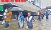 Heavy rains paralyse Ctg