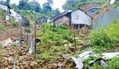 1,114 families still living on risky hill slopes