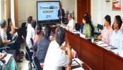 IUBAT delegates attend a workshop in China