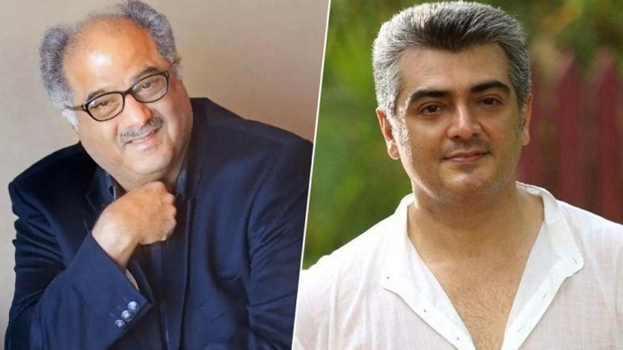Ajith Kumar, Boney Kapoor to collaborate for third time