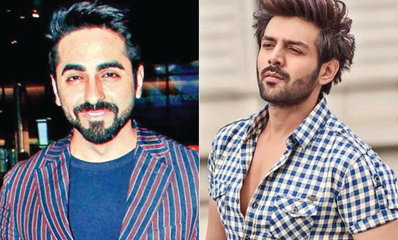Ayushmann to replace Aryan in Bhool Bhulaiyaa sequel?