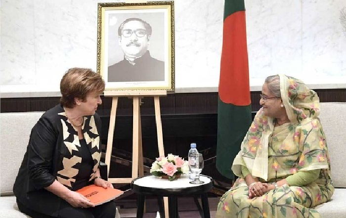 Bangladesh role model of economic turn-around, says World Bank CEO