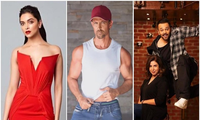 Deepika Padukone and Hrithik Roshan to star in Farah Khan's Satte Pe Satta remake