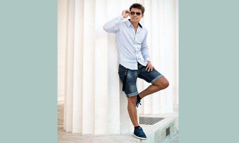 Millennial trending summer fashion for men