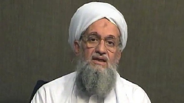 Al Qaeda chief Zawahiri threatens India over Kashmir