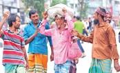 Rickshaw-pullers withdraw road blockade