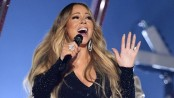 Mariah Carey popped a bottle of wine using just her voice (video)