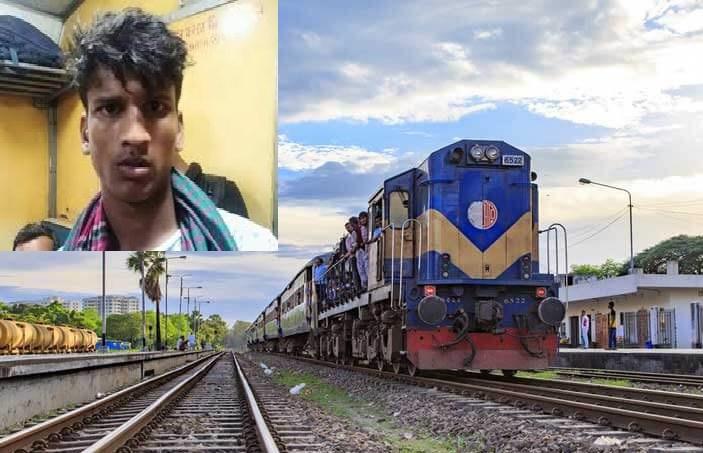 Minor girl raped in running train, rapist held
