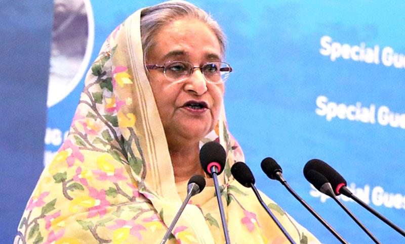 PM urges world community for quick Rohingya return