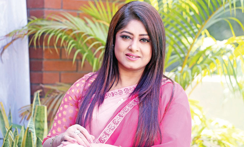 Moushumi stars in Orjon 71