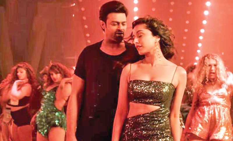 Saaho's song Psycho Saiyaan becomes most viewed video