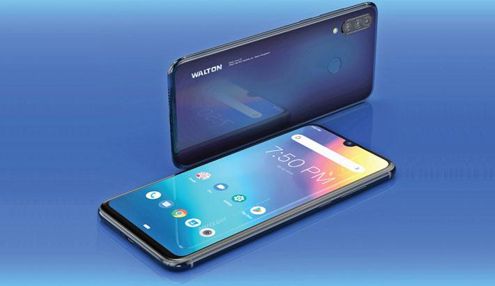 Walton starts pre-order for notch display phone