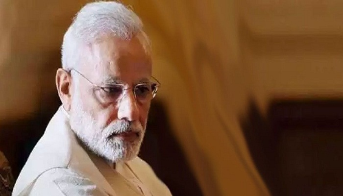 Modi's reaction on India's semi-final defeat against New Zealand