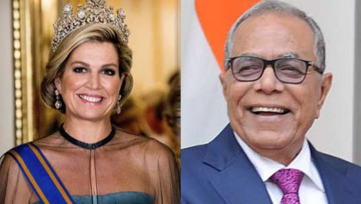 Dutch Queen lauds Bangladesh's progress