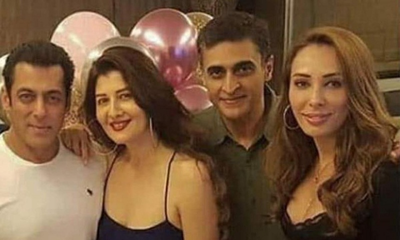 Salman Khan hosts birthday party for ex Sangeeta Bijlani, girlfriend Iulia Vantur attends