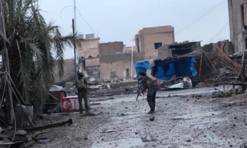 Blast in Turkey-administered Syria town kills at least 9