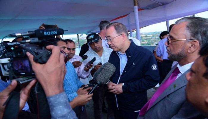 Rohingya crisis to be unbearable for Bangladesh, Ban fears