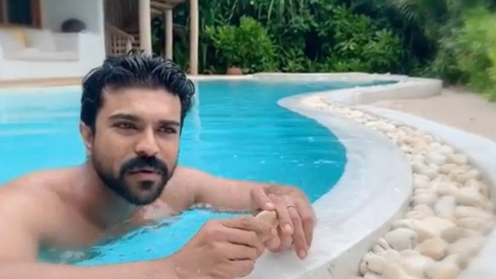 Ram Charan set for Instagram debut (Watch video)