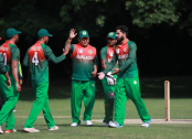 IPCWC: Bangladesh Parliament XI beat Pakistan by 13 runs