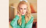 Nicole Kidman to produce Crime Farm