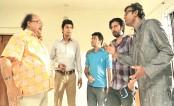 Shantipurite Oshanti, a drama serial