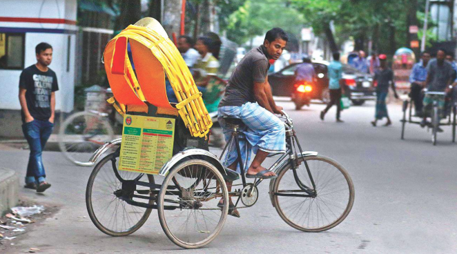 Pragmatic step to regulate three-wheelers