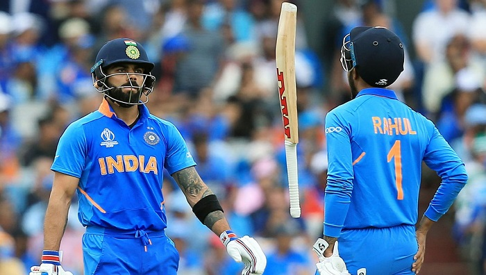 Virat Kohli unhappy with World Cup format after semi-final exit