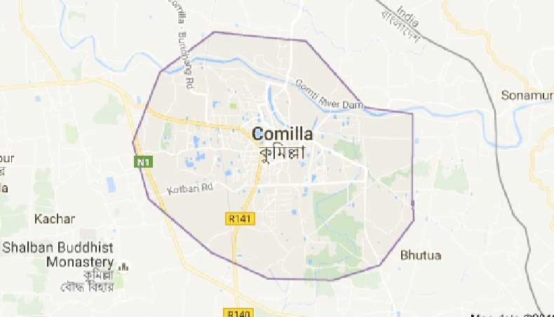 4 killed as bus collides with truck in Cumilla