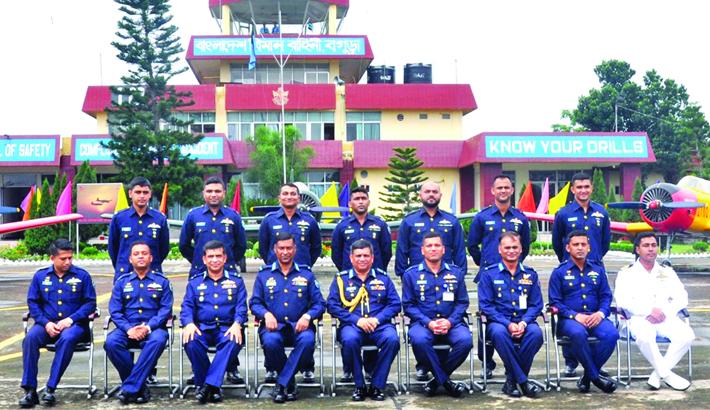 Certificate award ceremony of BAF courses held