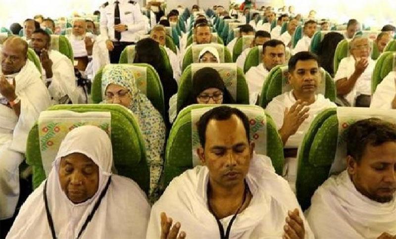 34,744 Bangladeshi hajj pilgrims reach KSA so far