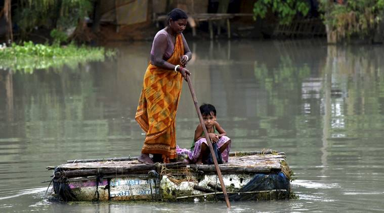 Assam floods: Over 4 lakh people marooned, Barpeta worst affected