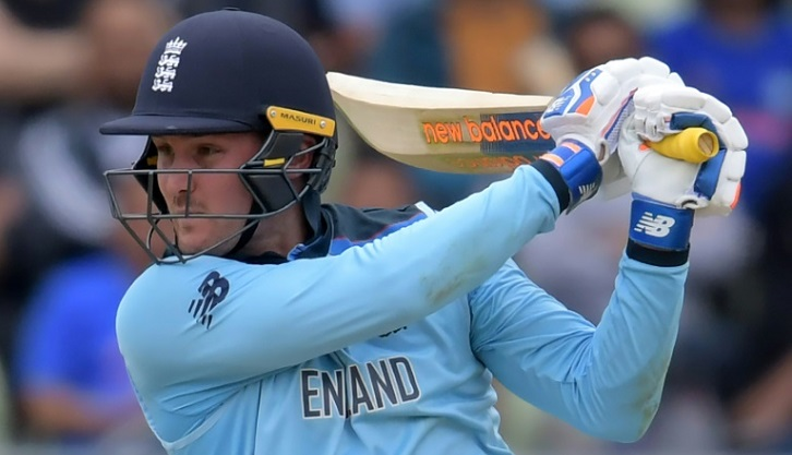 Jason Roy leads the way for fearless England