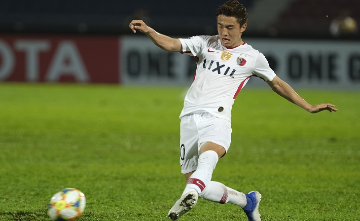Japan midfielder Abe to move to Barcelona
