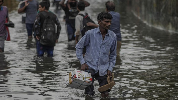 Monsoon rains kill 11 in Nepal, six in India