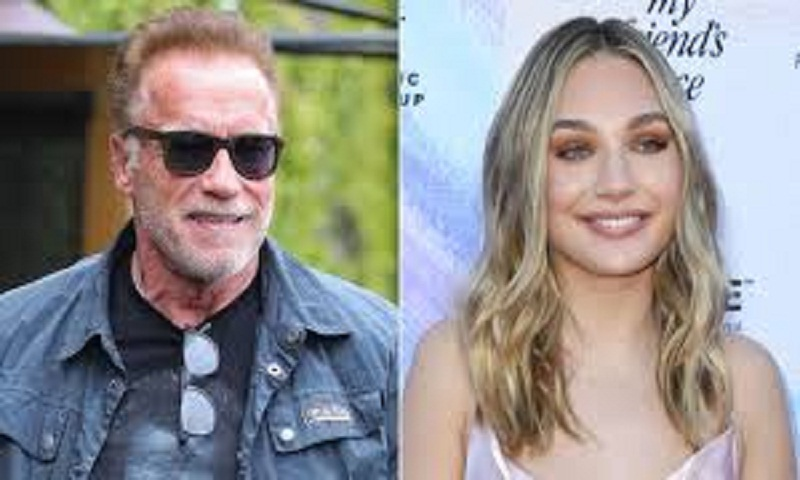 Snapchat snaps up shows from Arnold Schwarzenegger and Maddie Ziegler