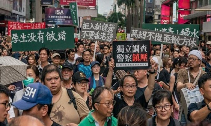 Why Hong Kong's 'dead' extradition bill is still bad for business