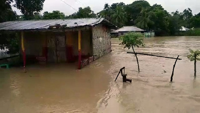 Residents of six villages in Rangamati marooned
