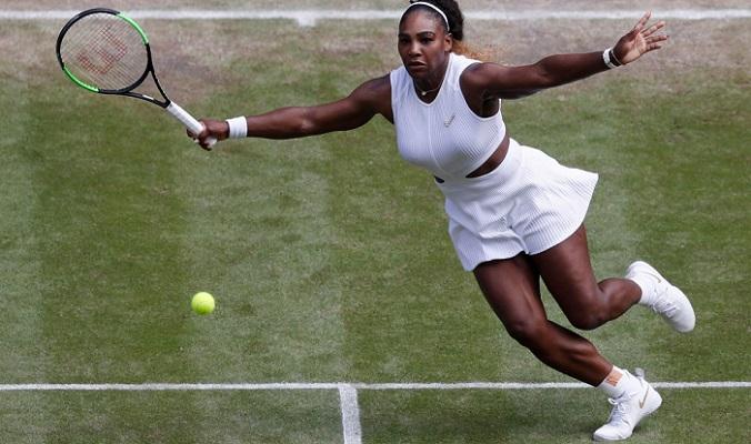 Serena Williams's seven Wimbledon titles