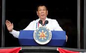 Philippine President blasts