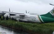 Kathmandu Airport shut after aircraft suffers 'runway excursion'