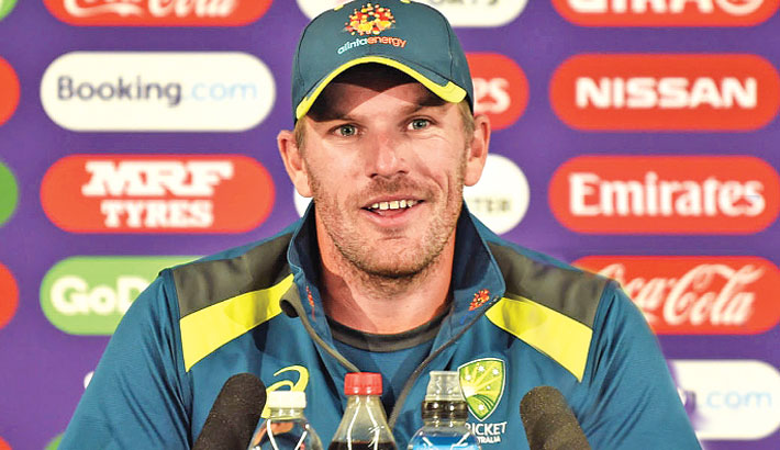 Finch proud of Australia despite WC semi-final thrashing