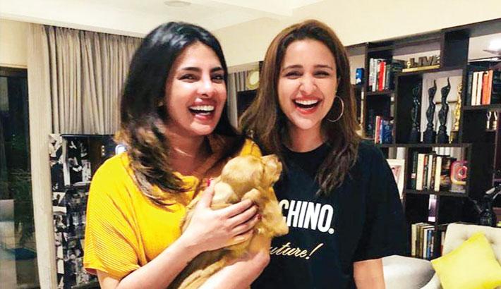 No one can take Priyanka's place: Parineeti