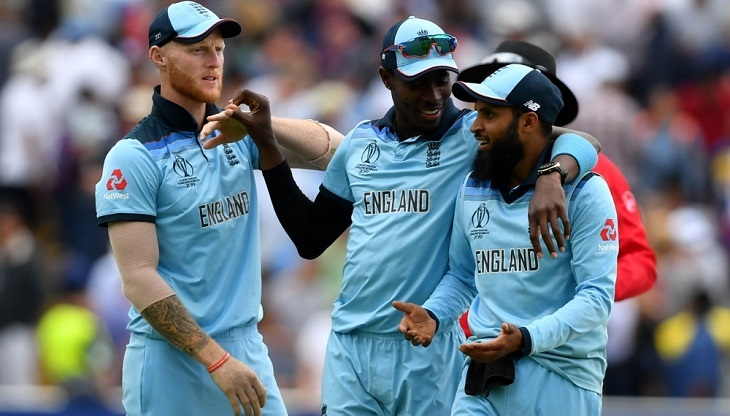 England face day of destiny in World Cup final against New Zealand