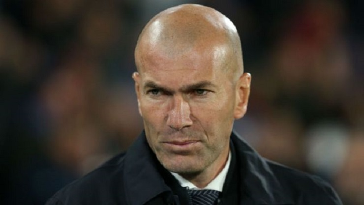 Zidane leaves Real training camp after brother's death