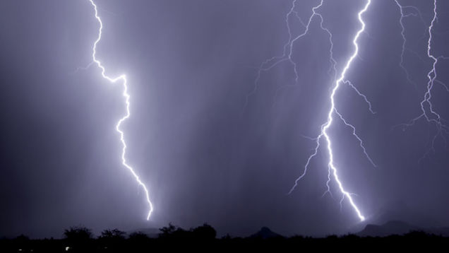 Lightning kills father, son in Sunamganj