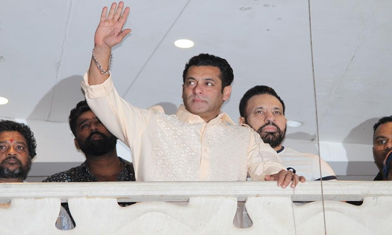 Salman Khan says there are only five stars in Bollywood