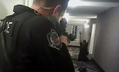 US cop fired over deadly shooting 'rehired to get pension'