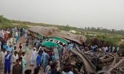 Death toll in Pakistan train collision rises to 23