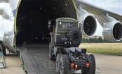 Turkey continues receiving Russian S-400 air defense parts
